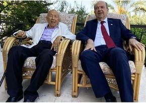 Şimali Kipr prezidentinin atası vəfat edib