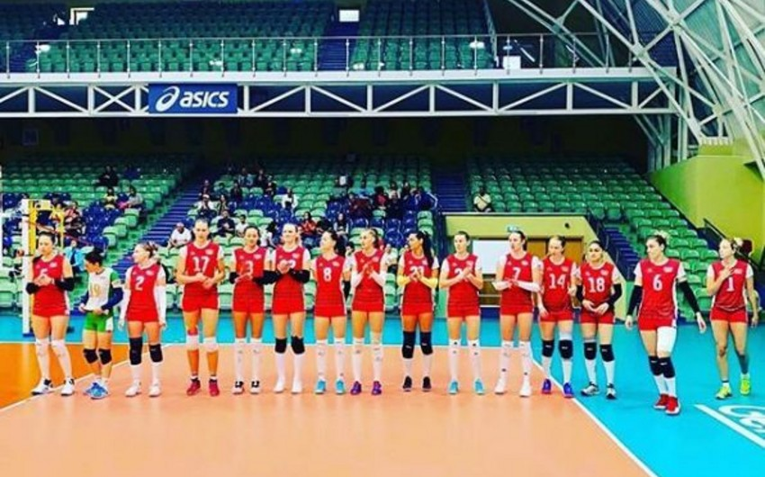 Azərbaycan milli komandası olimpiada üçün Bolqarıstandan sonra Rusiyada hazırlığa başlayıb
