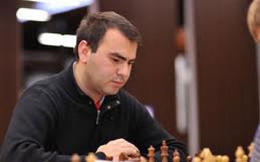 Azərbaycan şahmatçısı keçmiş dünya çempionuna qalib gələrək, turniri 5-ci yerdə başa vurub