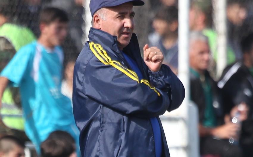 Şahin Diniyev: Qarabağın ən yaxşı futbolçuları meydana çıxmışdı