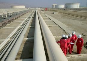 154 million barrels of BTC oil transported through Ceyhan