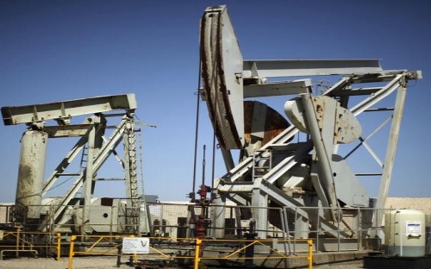ABŞ-da 17 həftədən sonra neft quyularının sayı azalıb