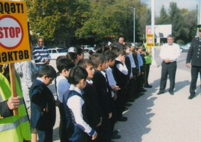 Дорожная полиция обратилась к водителям в связи с началом учебного года