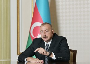 Azerbaijani President: Khojaly genocide recognized by 13 states