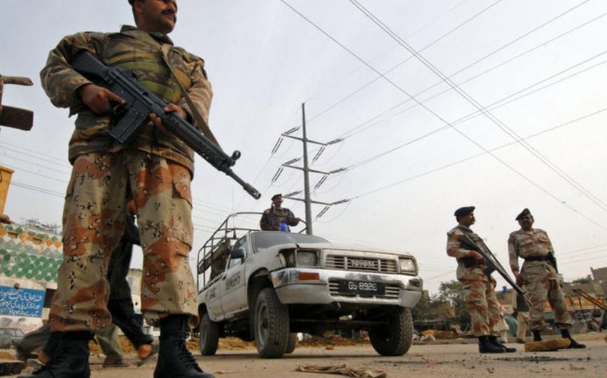 Hindistanda HHQ bazasına silahlı hücum olub