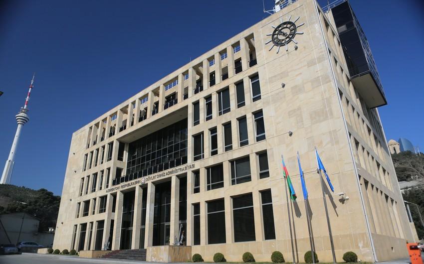Dövlət Dəniz Agentliyi açıqlama yayıb