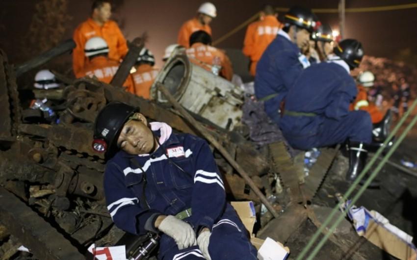 Çində kömür mədənində partlayış: 12 ölü