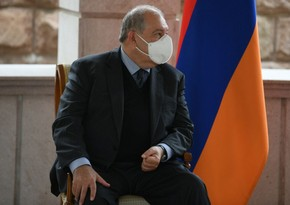 Ermənistan prezidentinin səhhəti pisləşib