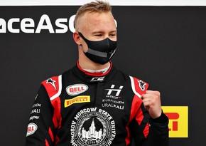 Rusiyalı pilot Formula 1 komandasına keçib