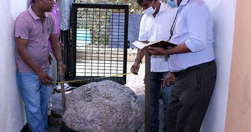 Şri Lankada dünyanın ən böyük ulduz sapfiri tapılıb