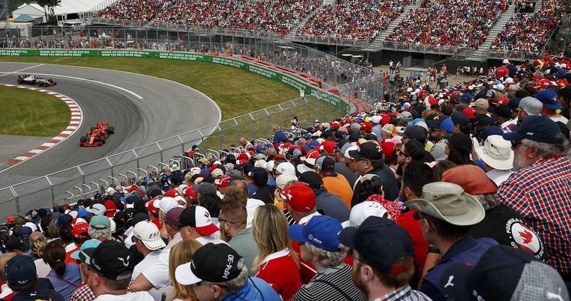 Formula 1: Kanada Qran-prisi ardıcıl 2-ci dəfə ləğv olundu