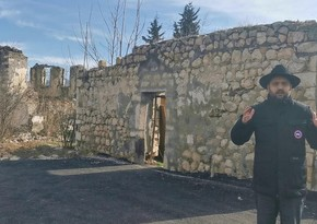 Israeli rabbi: I came to witness ghost town