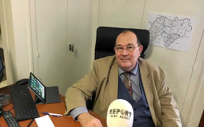 Французский депутат: В результате армянской оккупации азербайджанцы были изгнаны со своих исконных земель