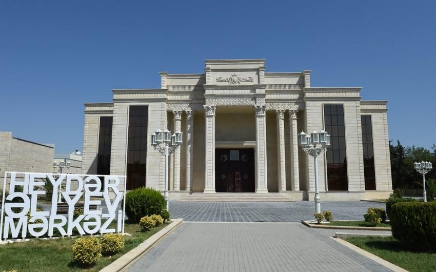 Президент Ильхам Алиев принял участие в открытии Центра Гейдара Алиева в Джалилабаде
