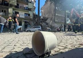 МВД: Под завалами в Батуми находятся около 15 человек
