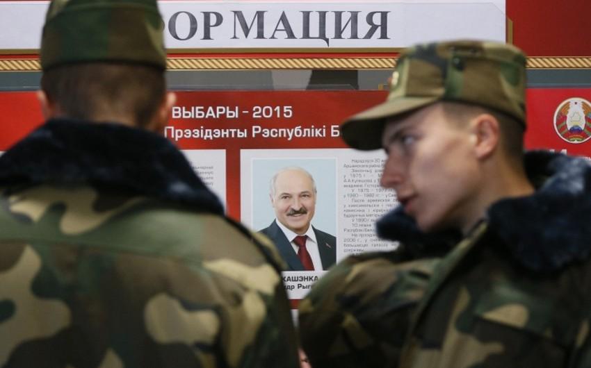 Президентские выборы в Беларуси состоялись
