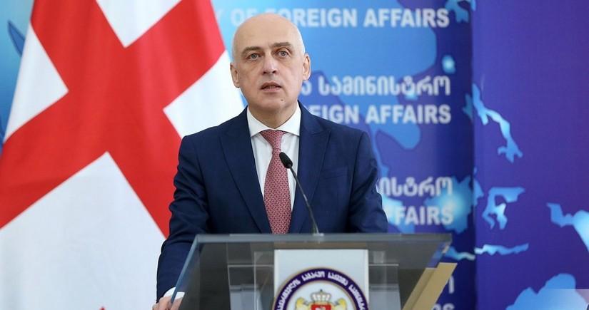 Georgian FM contracts COVID