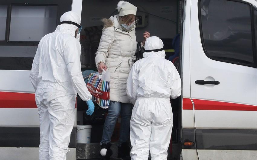 İsveçrədə koronavirusa yoluxanların sayı 30 000-i ötdü