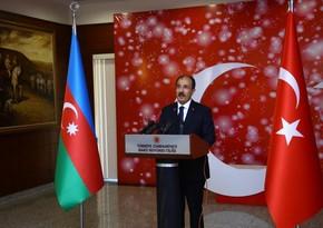 Türkiyə səfiri: Dünya Qarabağ zəfəri ilə iki qardaş ölkənin birliyinə və gücünə şahid oldu