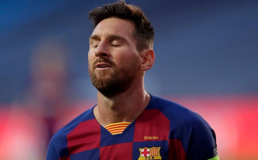 Messi Barselonada qalmağı istəyir