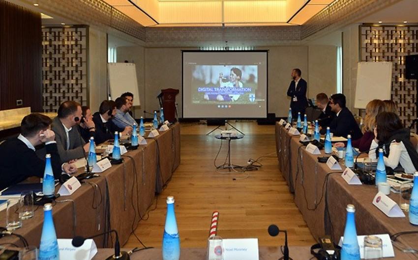Bakıda UEFA-nın Rəqəmsal Transformasiya mövzusuna həsr edilmiş seminarı keçirilir