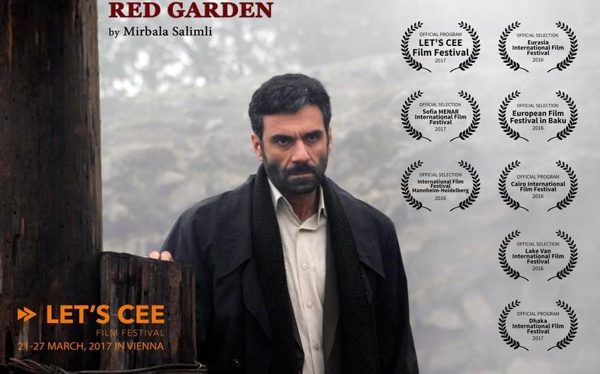 Фильм Красный сад приглашен на Международный австрийский кинофестиваль