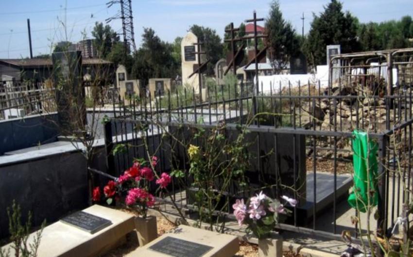 Все кладбища в Азербайджане будут одинаковыми