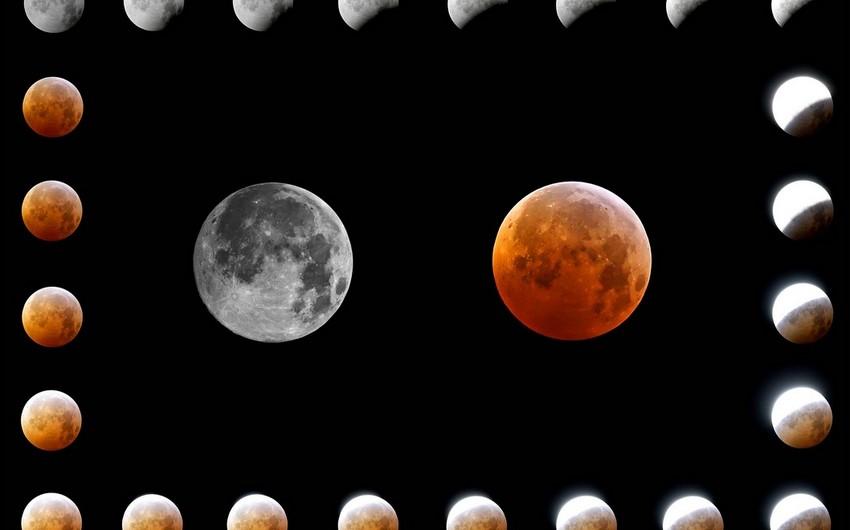 Bu gün Qanlı Ay tutulması baş verəcək