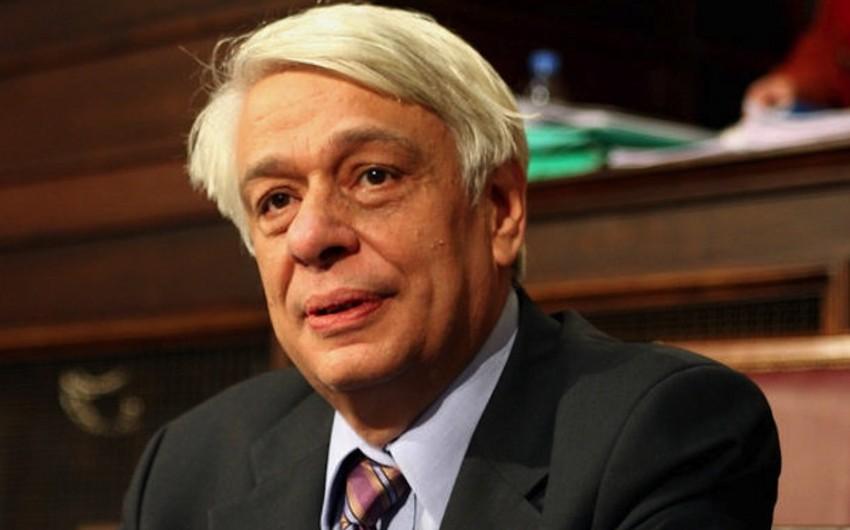 Президент Греции: Нагорно-карабахский конфликт должен быть урегулирован исключительно под эгидой МГ ОБСЕ