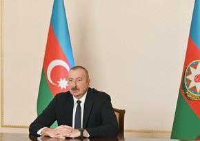 Президент: Отныне азербайджанский народ будет жить в Шуше вечно