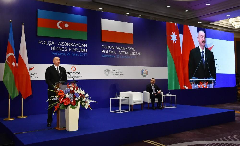 Prezident: Azərbaycan iqtisadi və siyasi baxımdan sabit ölkədir