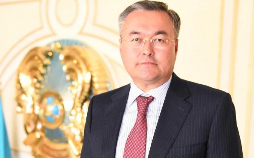 Qazaxıstan XİN-ə yeni başçı təyin edilib