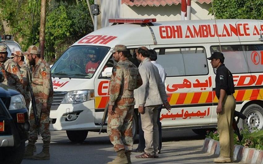 Pakistanda xeyli insan qazdan zəhərləndi və öldü