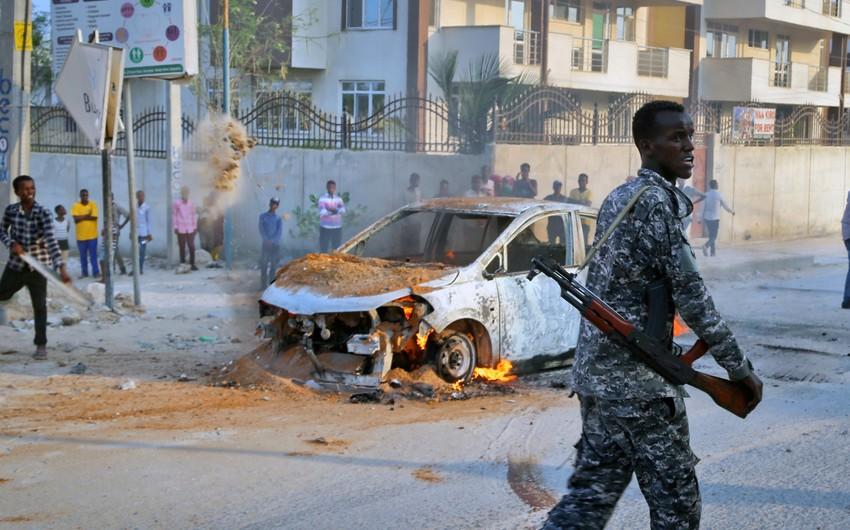 Somalidə silahlı hücum olub, ölənlər var