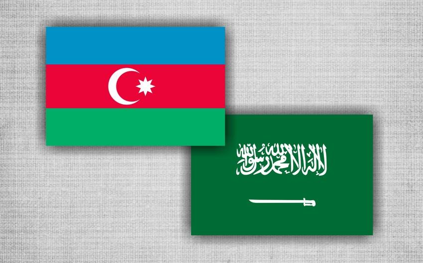 Azerbaijan and Saudi Arabia discuss relations between armed forces