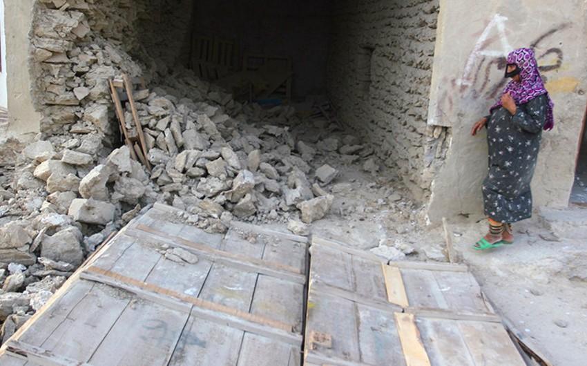 İranda baş vermiş zəlzələ zamanı 23 nəfər xəsarət alıb - YENİLƏNİB