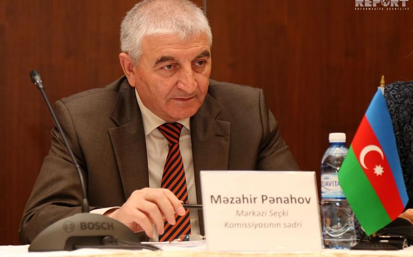 Председатель ЦИК: 53 тысячи местных и 545 международных наблюдателей прошли регистрацию