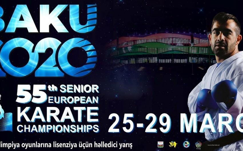 В Баку отменен чемпионат Европы по каратэ
