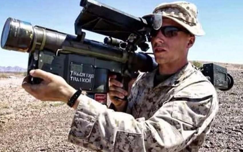 ABŞ terrorçu PKK-nın Suriyadakı qollarına 7 helikopter stinger silahı verib
