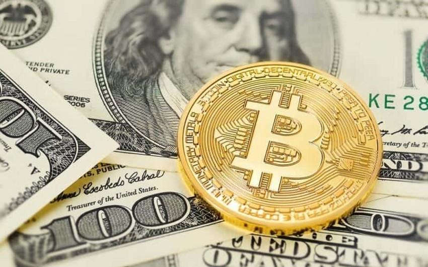 Стоимость биткоина упала ниже 10 тыс. долларов