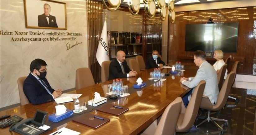 Azərbaycan Rusiyanın dənizçilik universiteti ilə əməkdaşlığa başlayır