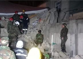 Azəriqaz: Xırdalanda partlayış ərazisindən yeraltı qaz kəməri keçmir