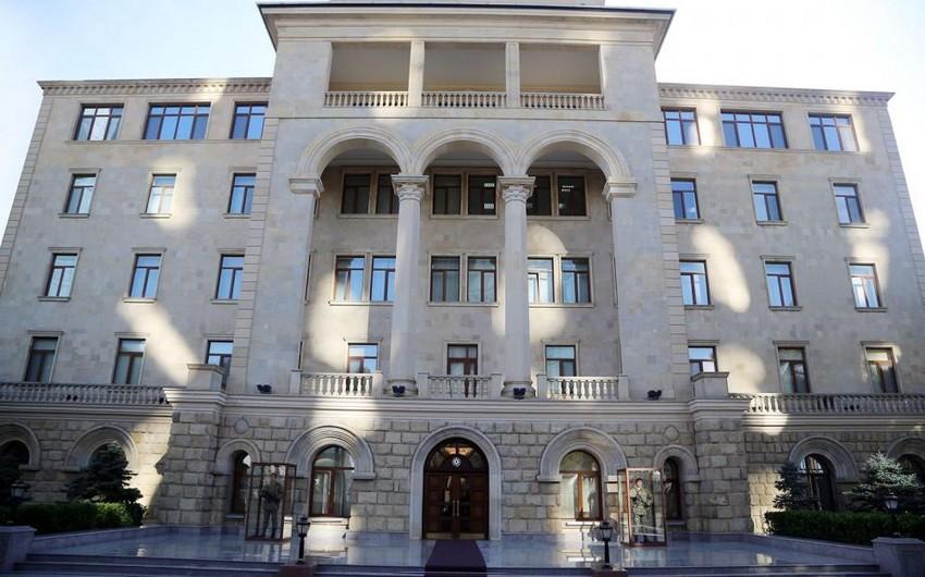 Fierce fighting underway in Tovuz direction: Defense Ministry