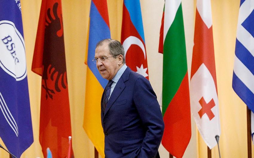 Sergey Lavrov Ukraynaya getməkdən imtina edib