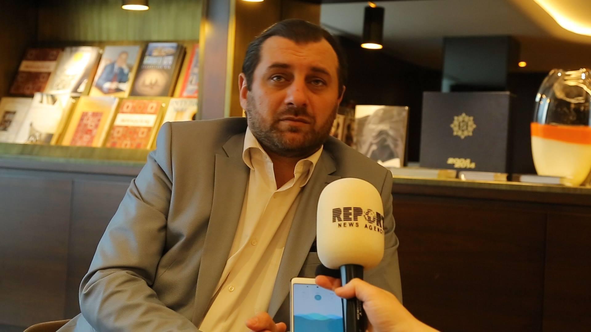 Мэр столицы Ингушетии: Азербайджан развивается благодаря руководству президента Ильхама Алиева - ВИДЕО