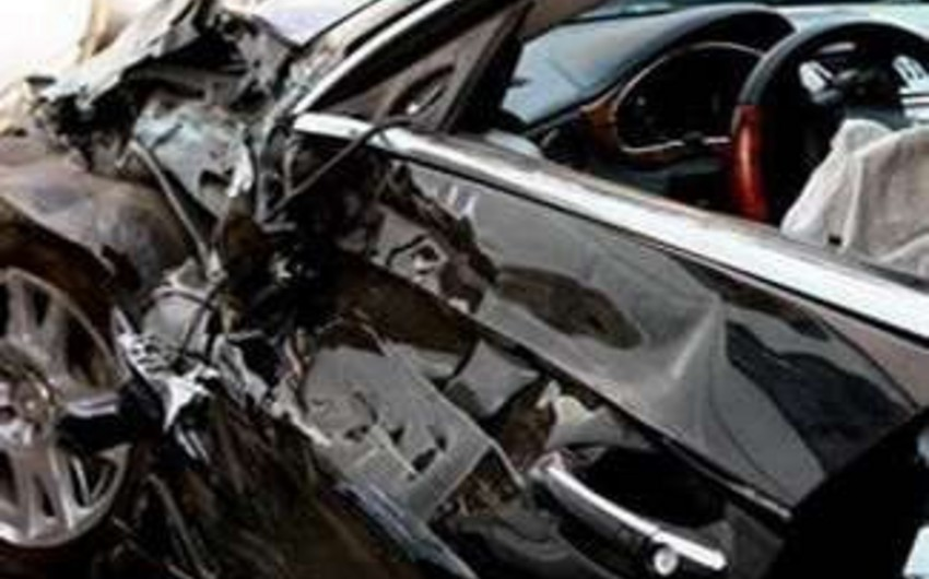 Şamaxı-İsmayıllı yolunda ağır yol qəzasında 4 nəfər ölüb