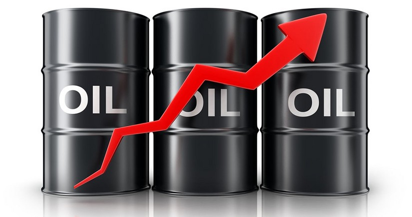 Azerbaijani oil price goes up