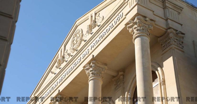 15 prokurorluq işçisinə töhmət verilib, 8-i vəzifədən azad edilib