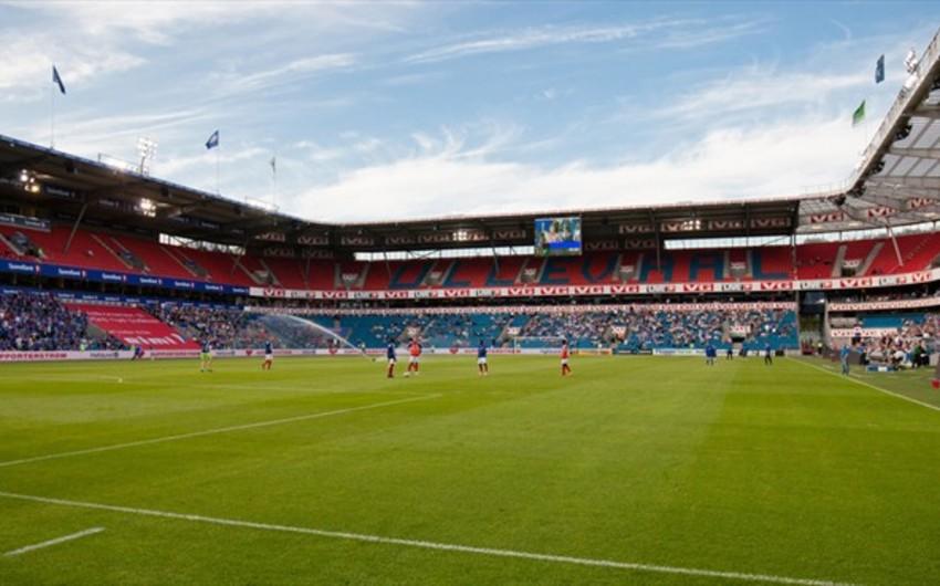 Defined stadium for Norway-Azerbaijan match