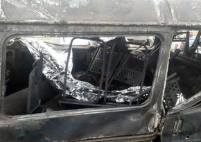 Ermənistanda ağır yol qəzası olub, 6 nəfər ölüb, 9 nəfər yaralanıb